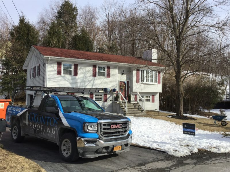 Gkontos Roofing Replacement