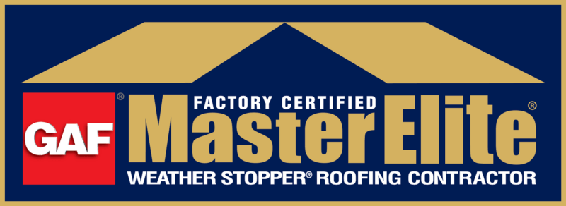 Certified Gaf Master Elite Contractors