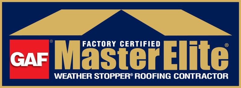 Certified Gaf Master Elite Contractors